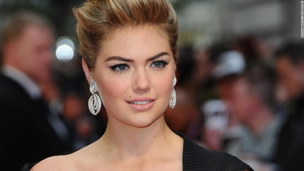 "Landing the coveted Sports Illustrated swimsuit cover led to big things for American Kate Upton, including a role in the film ""The Other Woman."" Her 2014 earnings were pegged at $7 million."