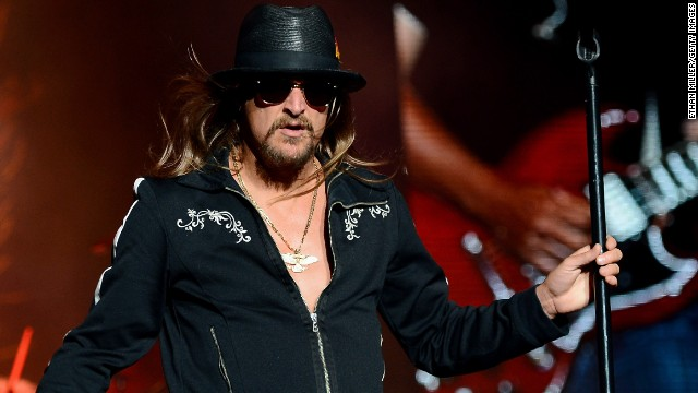 Police said Kid Rock discovered the body of his assistant, Mike Sacha.