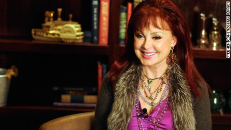 LOUISVILLE, KY - OCTOBER 12:  Naomi Judd attends her induction into the Kentucky Legends Hall of Fame at Down One Bourbon Bar on October 12, 2013 in Louisville, Kentucky.  (Photo by Stephen Cohen/Getty Images)