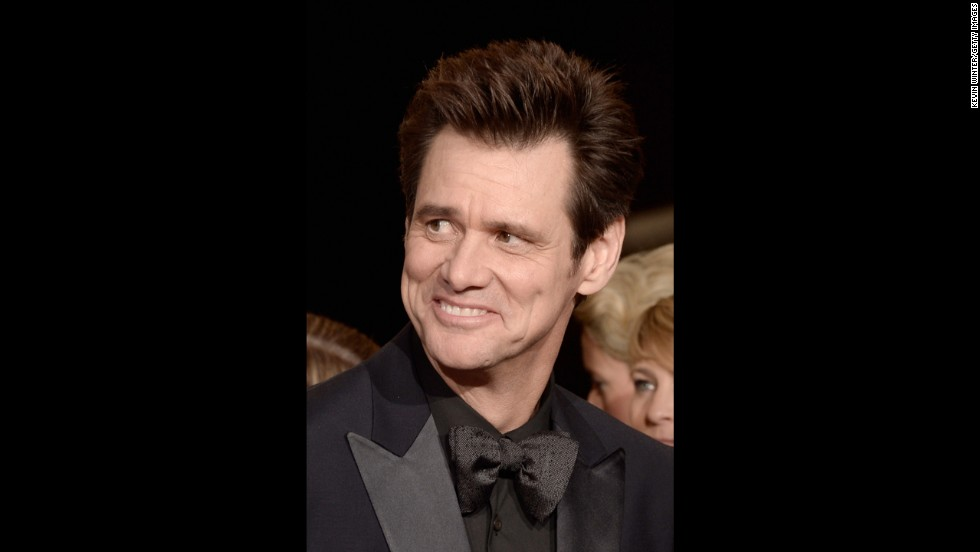 "Jim Carrey has talked much about how thrilled he is to be grandfather to young Jackson Riley, who arrived in 2010, when Carrey was 47. ""There's still a little Hollywood ego that goes, 'What if anybody finds out?' "" <a href=""http://entertainment.inquirer.net/85187/jim-carrey-on-being-a-grandpa-magician"" target=""_blank"">the actor said.</a> ""But I couldn't be more thrilled. It sounds cliche, but, honestly, it's indescribably joyful to me."""