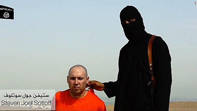 ISIS captive's mom: Please release son