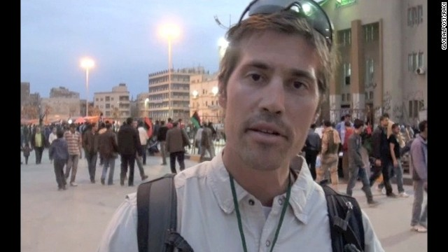 Ex-hostage: U.S., Europe failed Foley