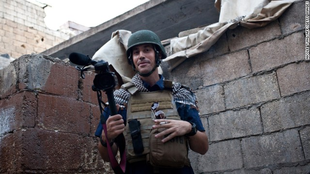 Airstrikes hit Iraq, Obama condemns journalist's murder