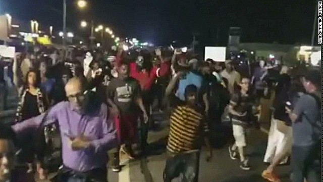 Police: Criminals are hijacking protests