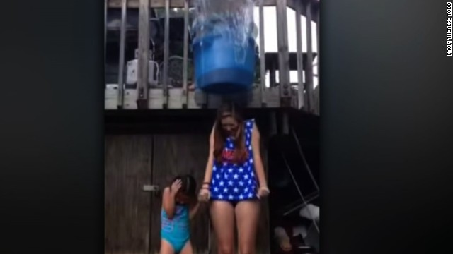 Ouch! Ice bucket challenges gone wrong