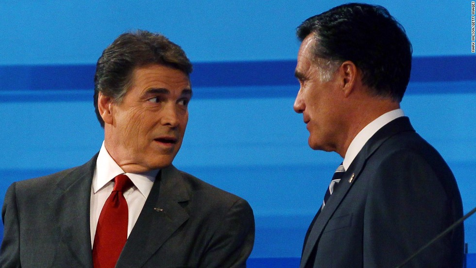 During a Florida primary debate, Perry defended a Texas program that allows students without legal documentation to take advantage of in-state tuition and argued those who disagree with him are heartless.