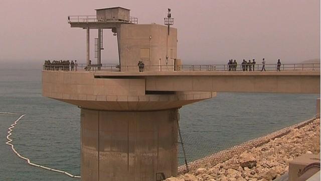 ISIS loses control of Mosul Dam