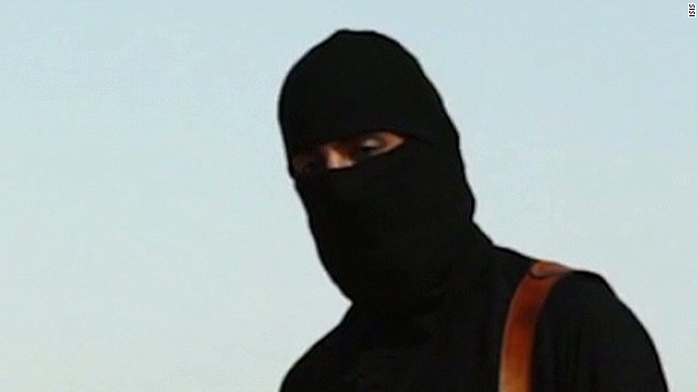 Who is James Foley's executioner?