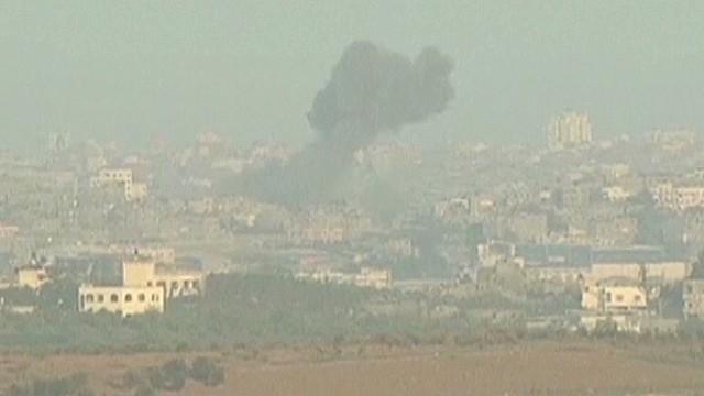 3 Hamas leaders killed by Israeli strikes