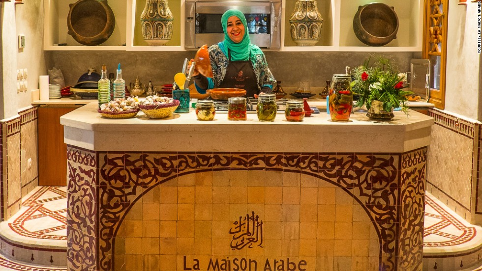 Morocco 39 s riad hotels private palaces for travelers for Atelier cuisine marrakech