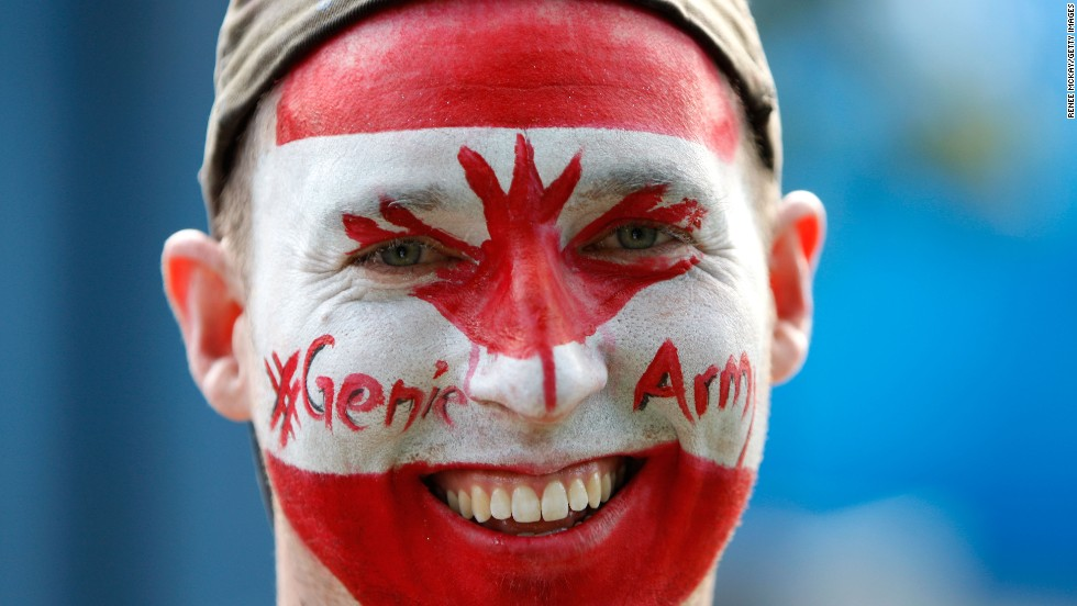"Bouchard has reached the semifinals at the first three majors of 2014, including the Australian Open. That's where her fan club, the ""Genie Army,"" was born."