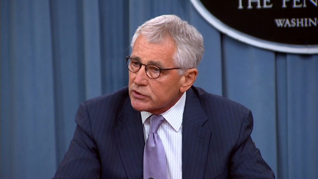 Hagel: ISIS 'beyond a terrorist group'