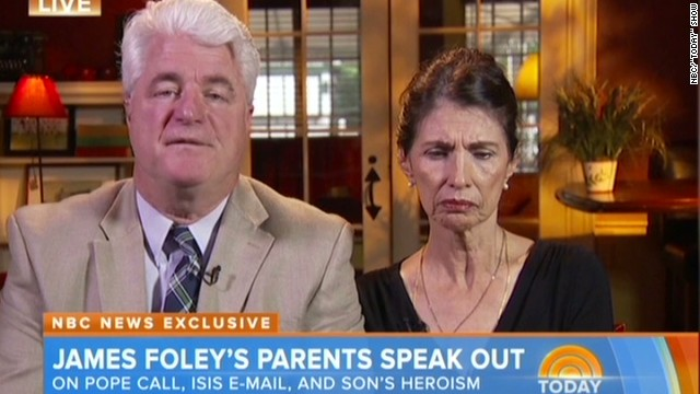 Foley's parents 'underestimated' ISIS