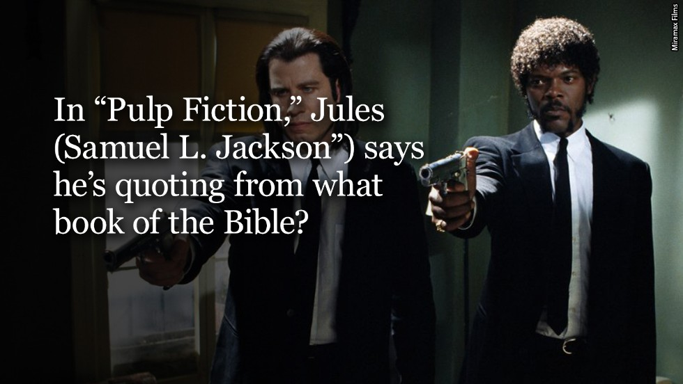 pulp fiction question