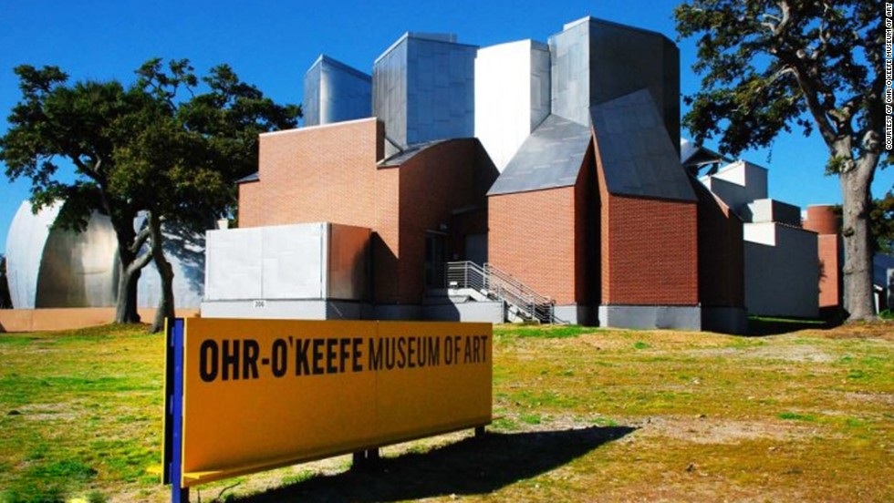 The Ohr-O'Keefe Museum in Mississippi is an unlikely avant-garde museum in a Gulf Coast beach town known for its casinos and sunshine. Nineteenth-century ceramicist George Ohr was an eccentric who called himself the Mad Potter of Biloxi.