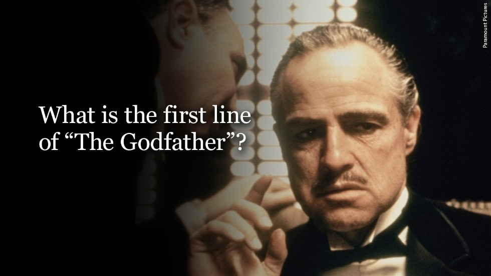 godfather question
