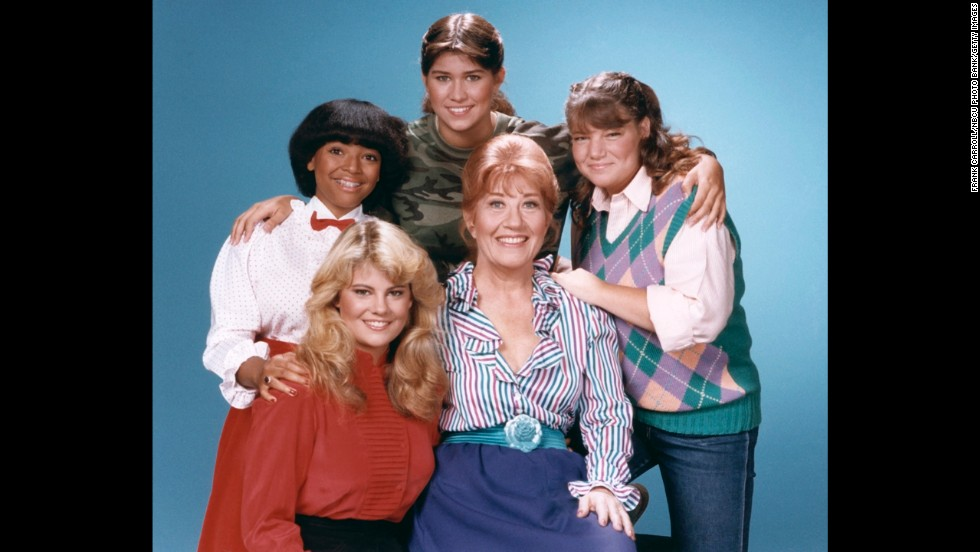 You take the good, you take the bad, you take them both and there you have -- a beloved sitcom about boarding school girls and their house mother. Let's see what the ladies have been up to since the show went off the air in 1988.
