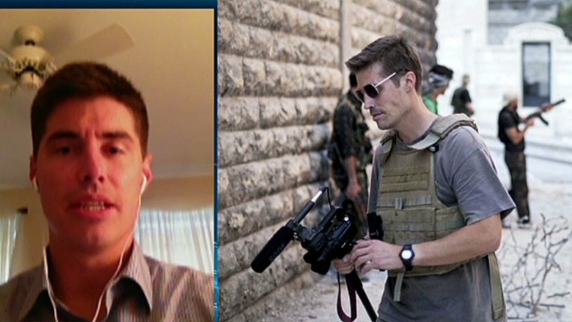 James Foley's brother: This was his calling