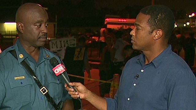Capt. Johnson: We will take swift action