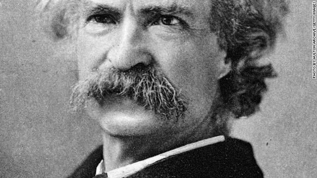 Twain: Hit the road in 1867. Still going strong.