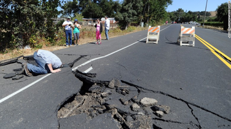 Scientists: Hayward Fault overdue for big earthquake