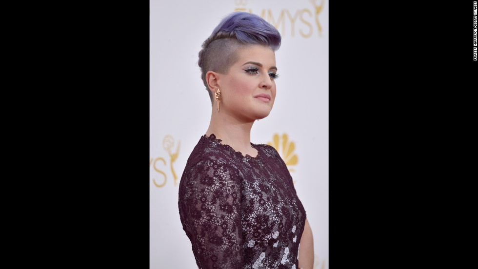 "Kelly Osbourne (E!'s ""Fashion Police"")"
