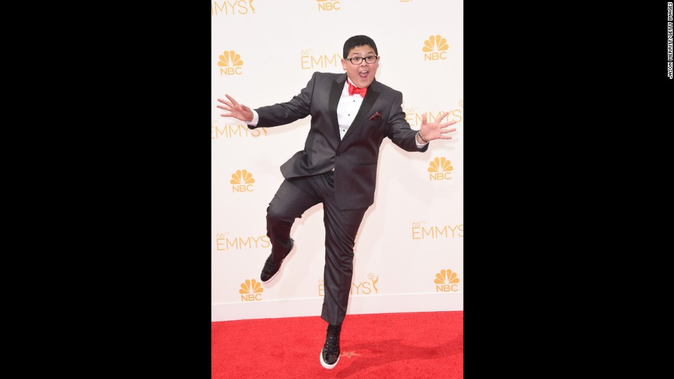 "Rico Rodriguez (""Modern Family"")"