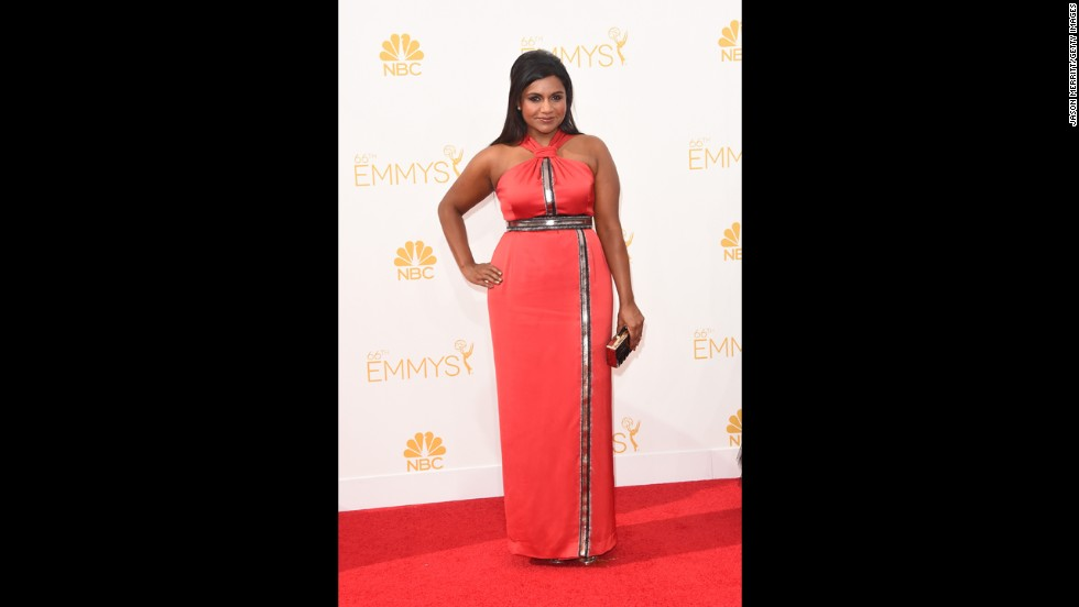 "Mindy Kaling (""The Mindy Project"")"