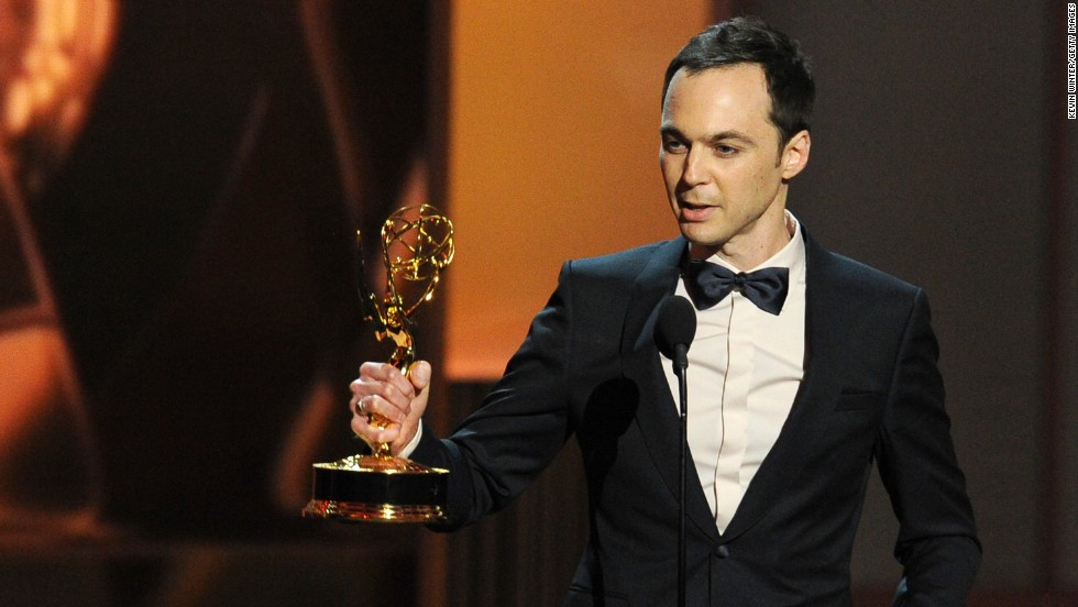"Jim Parsons' best lead actor in a comedy win took a bittersweet turn during his acceptance speech. The actor thanked his dad, ""somebody that I've never thanked before, largely because he passed away shortly before this craziness started."" But his father, Parsons went on, ""always encouraged me to be an actor. He never discouraged me to be an actor. And in a career that hinges so much on confidence a lot of the time, that was a really great gift."""