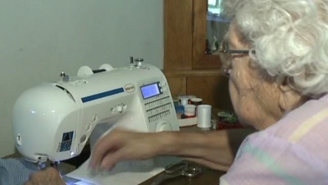 Woman sews dress a day good stuff 8 26 newday _00003127.jpg