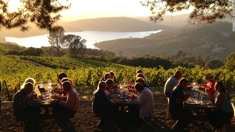 "Boasting more than 400 wineries and a geyser, unpretentious <a href=""http://edition.cnn.com/2014/09/01/travel/napa-valley-experience/"">Napa Valley</a> may be the best wine trail for the novice."