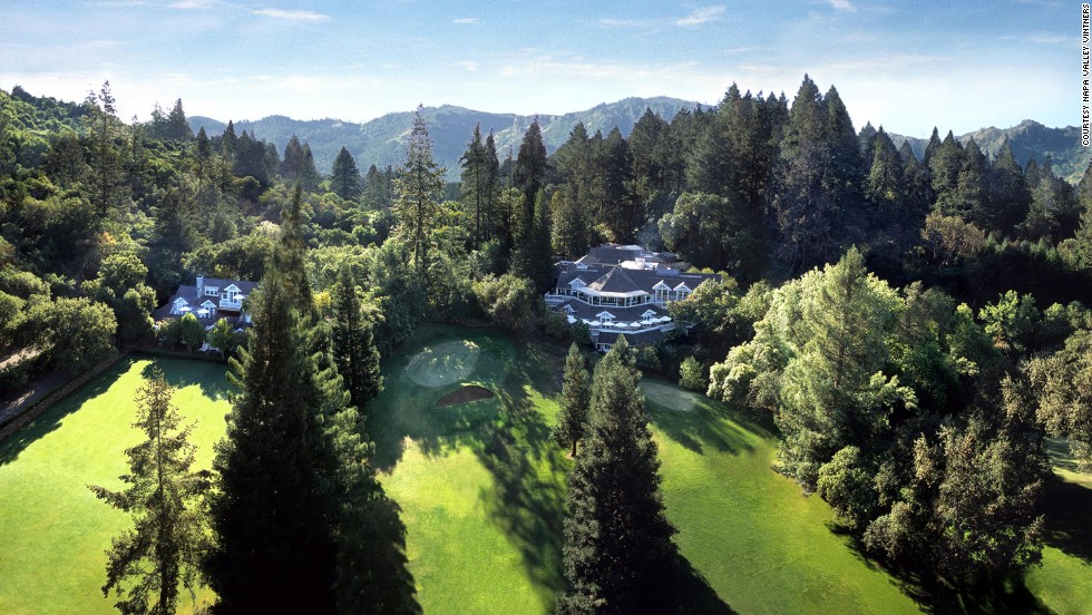 Napa Valley Experience guests will be based at Meadowood in St. Helena. Located on 250 acres of prime wine land, the resort has a three-Michelin-starred restaurant and professional croquet court.