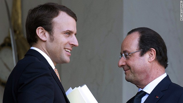 New French Economy Minister appointed