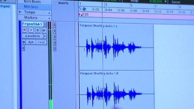 ctn michael brown audio recording analysis _00013827.jpg