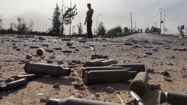 Secret airstrikes in Libya
