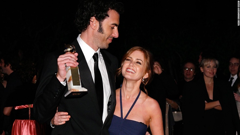 Cutting down on the number of attendees is one way to keep your matrimony on the DL. In 2006, Sacha Baron Cohen and Isla Fisher swapped vows in Paris in front of just six wedding guests.