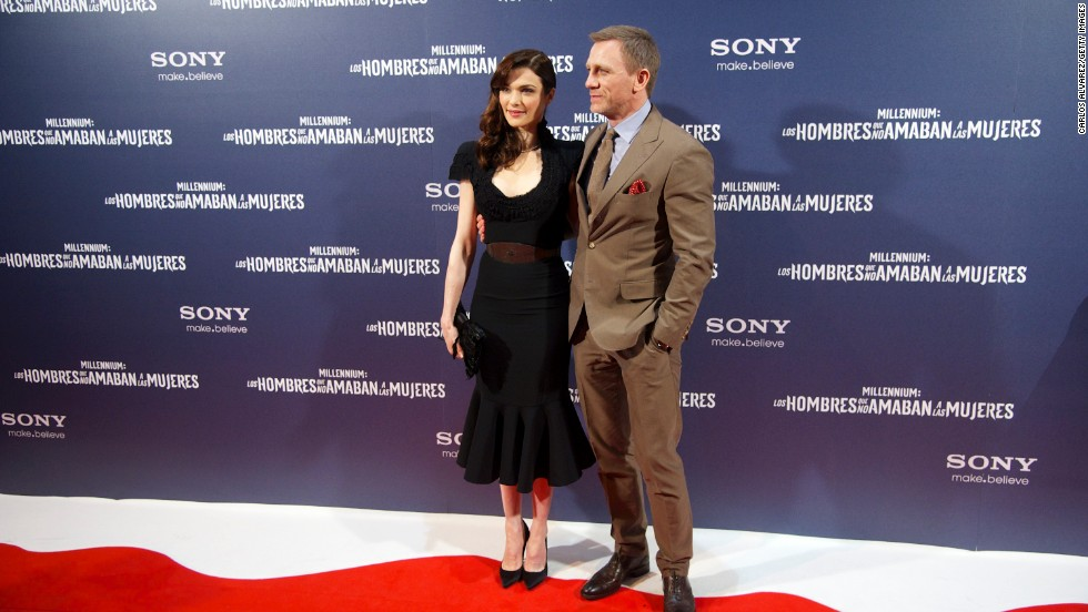 Fans barely knew Rachel Weisz and Daniel Craig were dating before they quietly married in 2011. They remain very private about their married life.