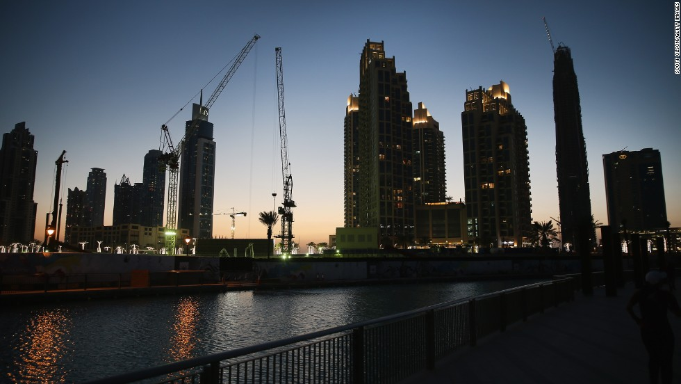 Impressive construction and a thriving tourism industry have boosted Dubai. It has cemented itself as a financial hub in the Middle East offering warm weather and zero income tax.