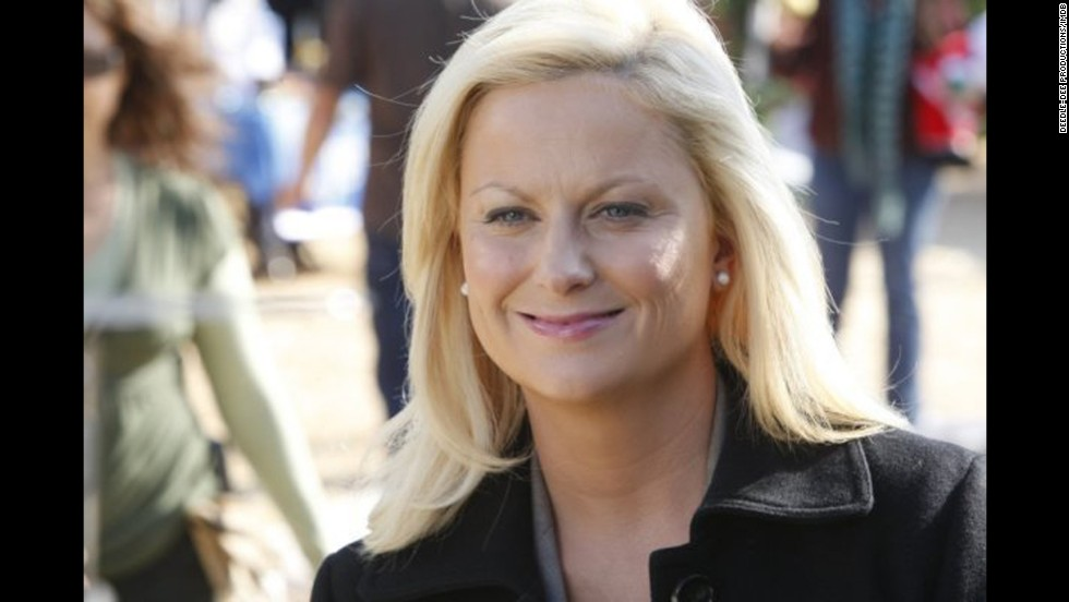 "<strong>""Parks and Recreation"" Season 6</strong>: Amy Poehler delights as public employee Leslie Knope in this popular TV series."