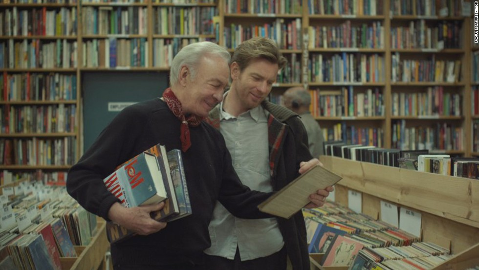 "<strong>""Beginners"" (2011) </strong>- Christopher Plummer and Ewan McGregor star in the film about a graphic artist coming to terms with both his father's impending death and his father's secret. (<strong>Netflix</strong>)"