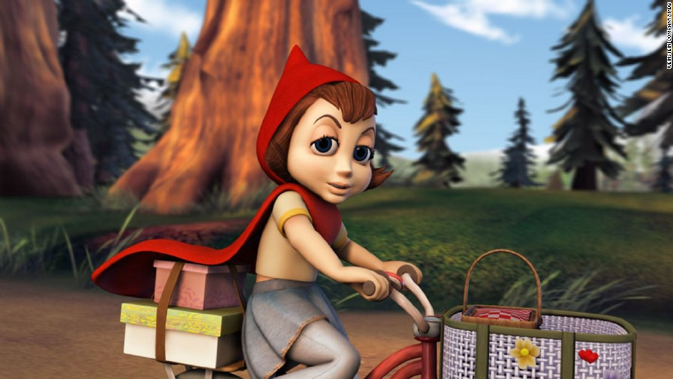 "<strong>""Hoodwinked"" (2005)</strong>: Anne Hathaway, Glenn Close and James Belushi voice some of the characters in this retelling of ""Little Red Riding Hood."" (<strong>Netflix</strong>)"