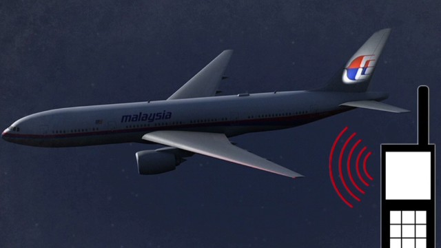 Not giving up on flight MH370