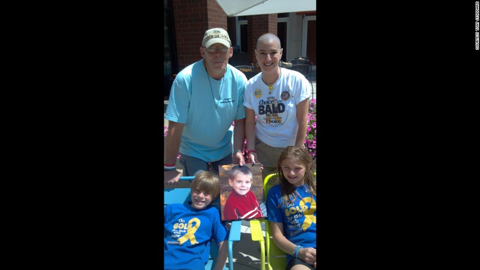 Cole passed away on January 20, 2012. His family continues to raise awareness of childhood cancer in his honor.