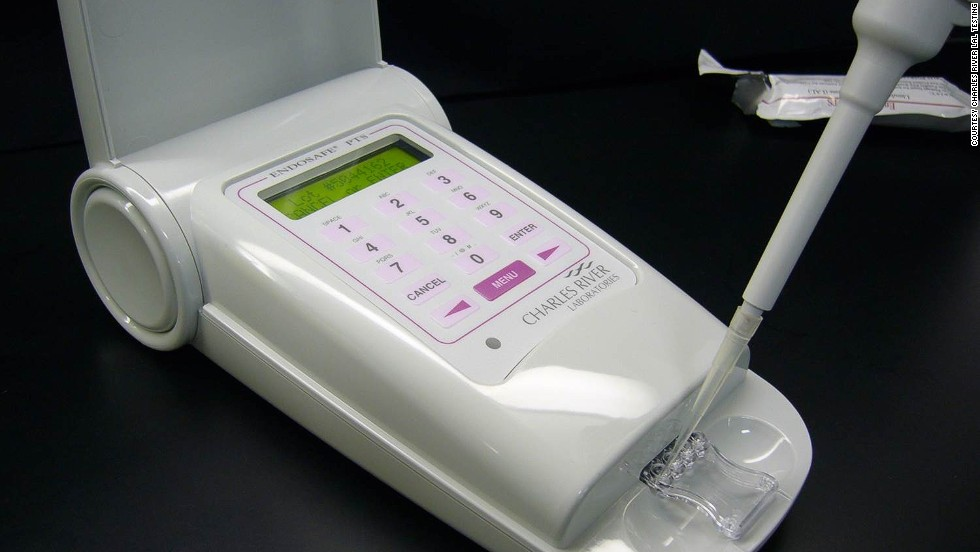Charles River's Endosafe PTS™ is a handheld endotoxin detection system used by pharmaceutical and biotechnology companies to test the safety of drug products and medical devices.