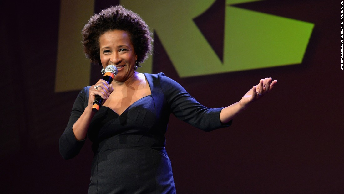 "Wanda Sykes initially took a detour into government work before she found her voice in comedy. Sticking to her ethos of authenticity, Sykes has earned respect and admiration from comedians and the public alike for comedy that always features her distinctive point of view.  While also being an accomplished writer (she's worked on quips for her own sitcoms and series like ""The Chris Rock Show"") and an actor (nod to ""Curb Your Enthusiasm""), Sykes is also a stand-up natural. In 2009, she became the first openly gay comedian and the first African American woman to host the White House Correspondents' Dinner."