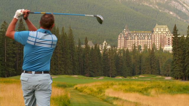 Elite Escapes: Golfing in the Canada