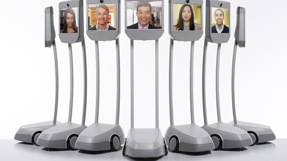 Teleconferencing tool BeamPro hopes to change the future of business meetings. The device, which can move at over 2 miles per hour, enables face-to-face interaction for employees anywhere in the world.