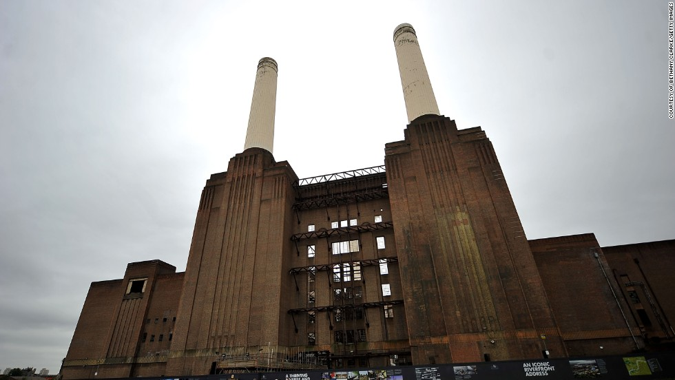 Battersea Power Station is one of London's best-loved landmarks.