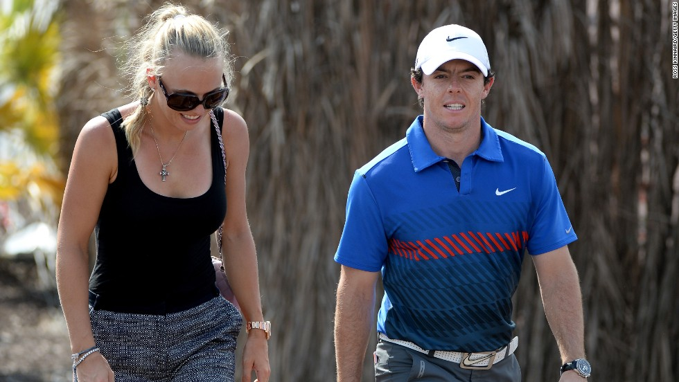 McIlroy ended the relationship because he said he wasn't ready for marriage, and he has since added two major titles to his collection.