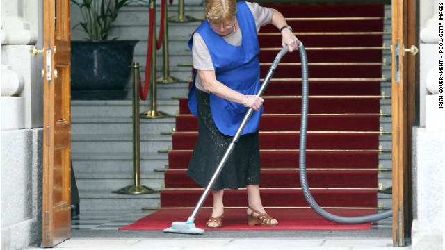 EU bans powerful vacuum cleaners